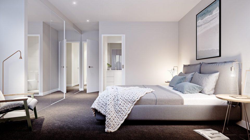 JWLand Evergreen Bedroom