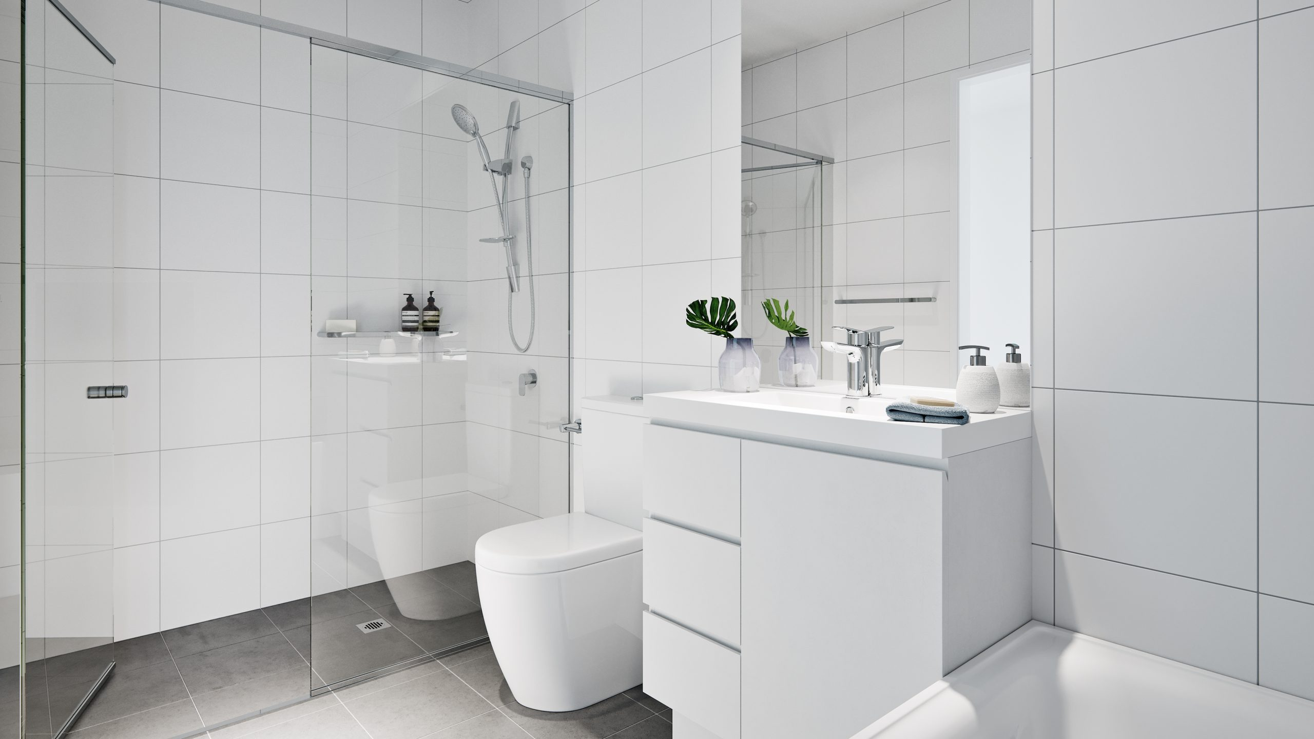 JWLand Evergreen Bathroom